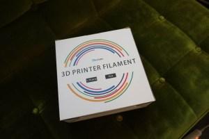 3Dプリンター フィラメント