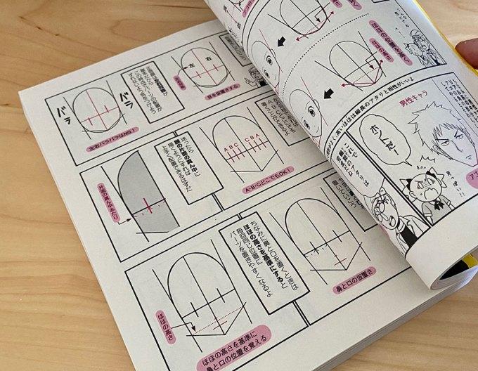 ヒロマサのお絵かき講座 顔の描き方 イラスト