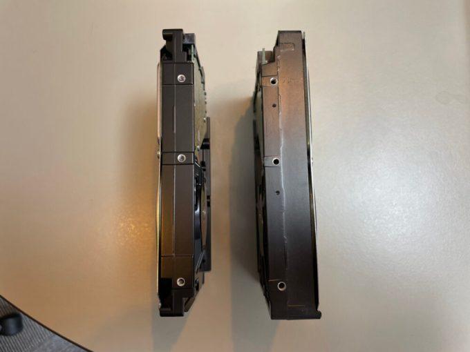 SEAGATE 4TB 3.5インチ内臓HDD qnap TS-869Pro