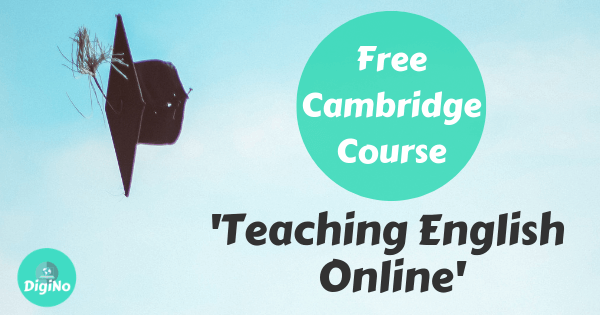 Teaching English Online' Free Course (Developed by University of