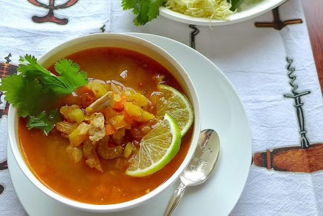 Easy Tex-Mex Chicken Soup