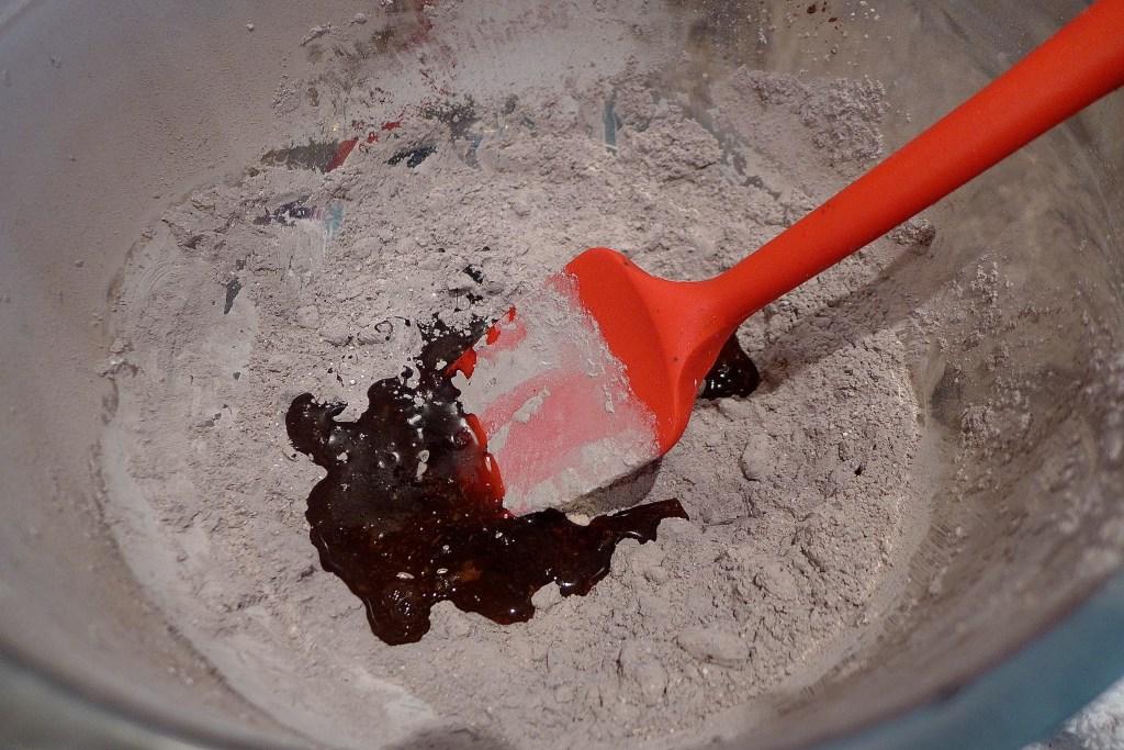 Stir just until blended.