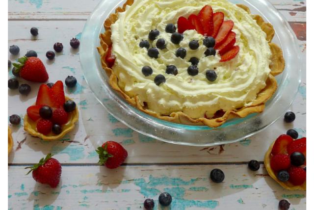 Easy Berry Pie