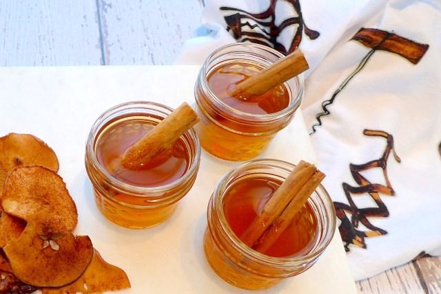 Spiced Apple Cider (Hot or Cold)