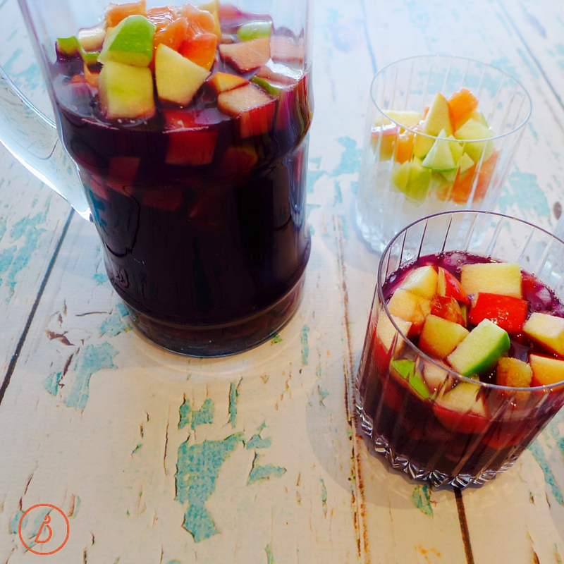 Ruby Red Sangria- Reader Favorite recipes 2015