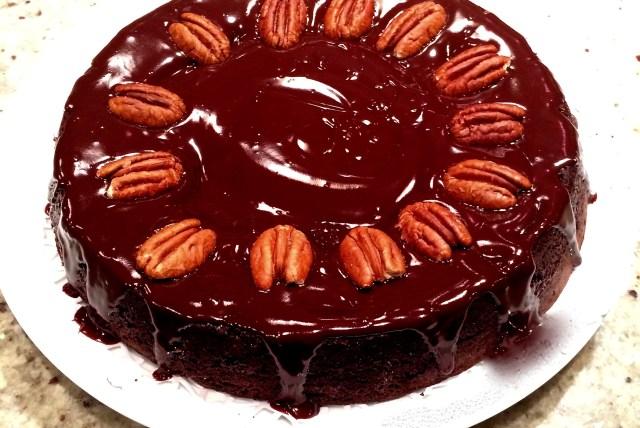 Secret Chocolate Cake