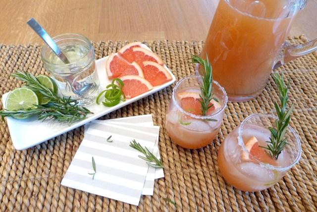 Simple Ruby Margaritas