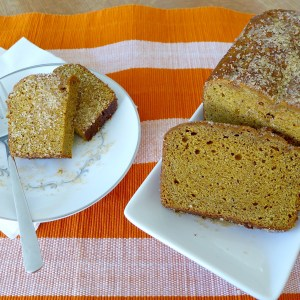 Brown Sugar Pumpkin Bread