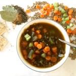 Oh So Simple Lentil Soup