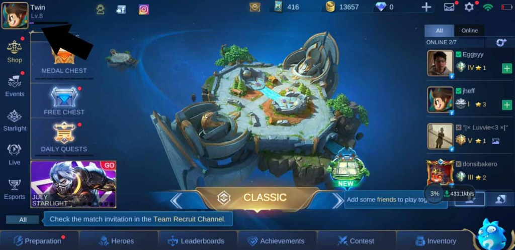 How To Delete Mobile Legends Account Digiparadise