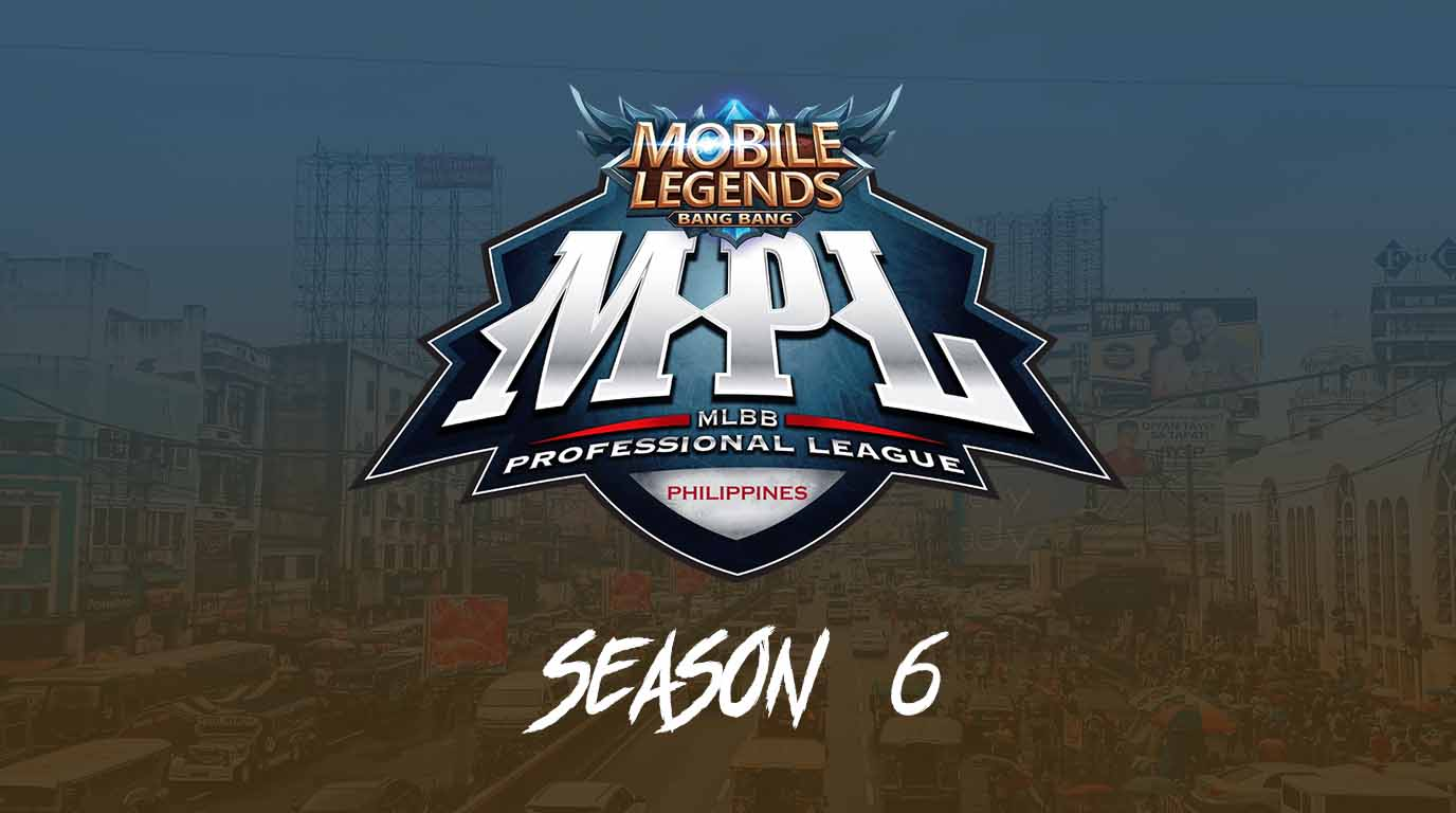 MPL PH Season 6 Standings, Schedule and Results - DigiParadise