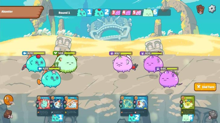Axie Infinity Beginner's Guide to Playing and Earning Money - DigiParadise
