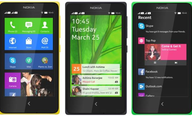 Nokia X Series Phones