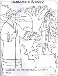 DISEGNI BIBLICI DA COLORARE - CREDENTI
