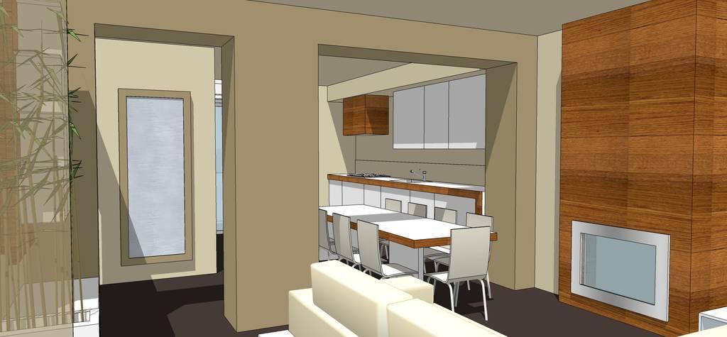 Illuminazione Soggiorno Cucina – design per la casa