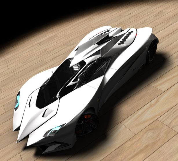 Lamborghini Ferruccio Concept  Digipictures
