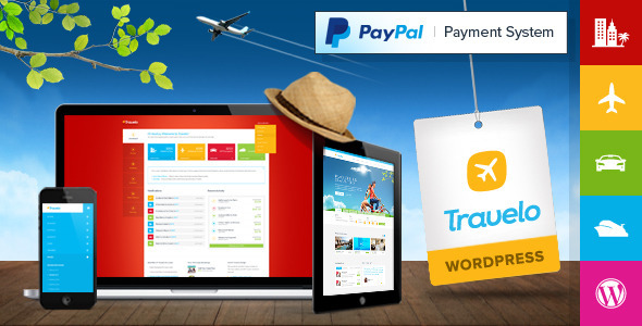 travelo - travel themes