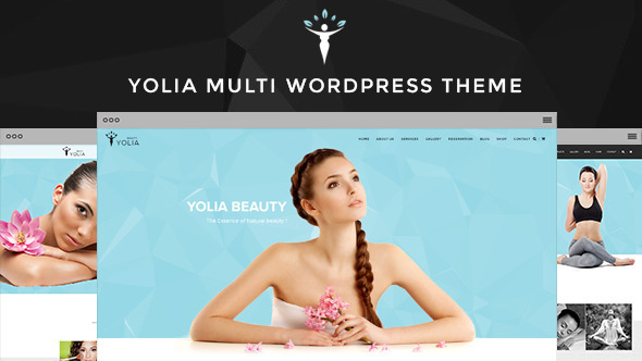 yolia - beauty spa themes