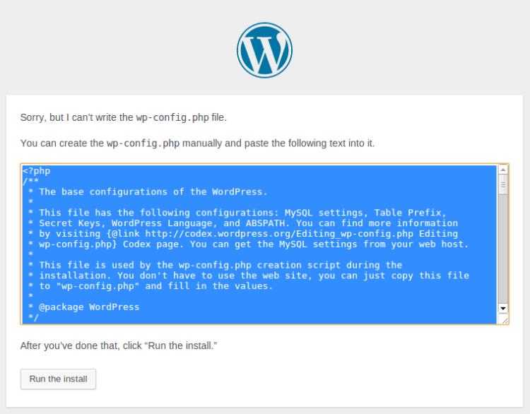 Installeer Wordpress Op Een Raspberry Pi  Digiplace