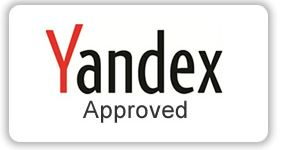 YANDEX APROVED