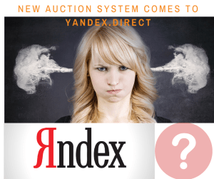 VCG auction YANDEX format