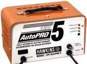 AutoPro 12 volt smart / automatic battery charger