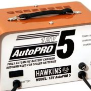 AutoPro-5 12 volt smart / automatic battery charger