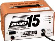 Smart 15 12 volt universal automatic / smart battery charger