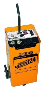 Hawkins Pro 324 12&24 volt battery charger and engine starter