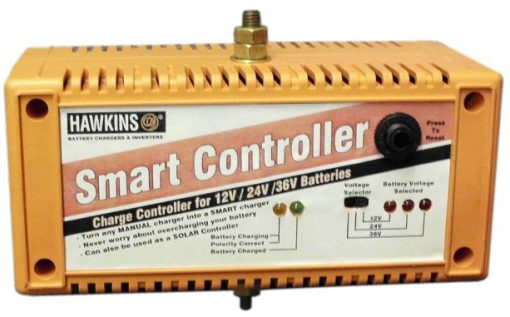 Hawkins Smart Controller. Converts a manual charger into a smart charger.