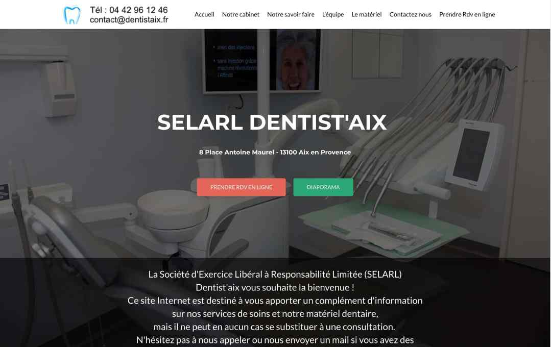 SELARL-DENTISTAIX