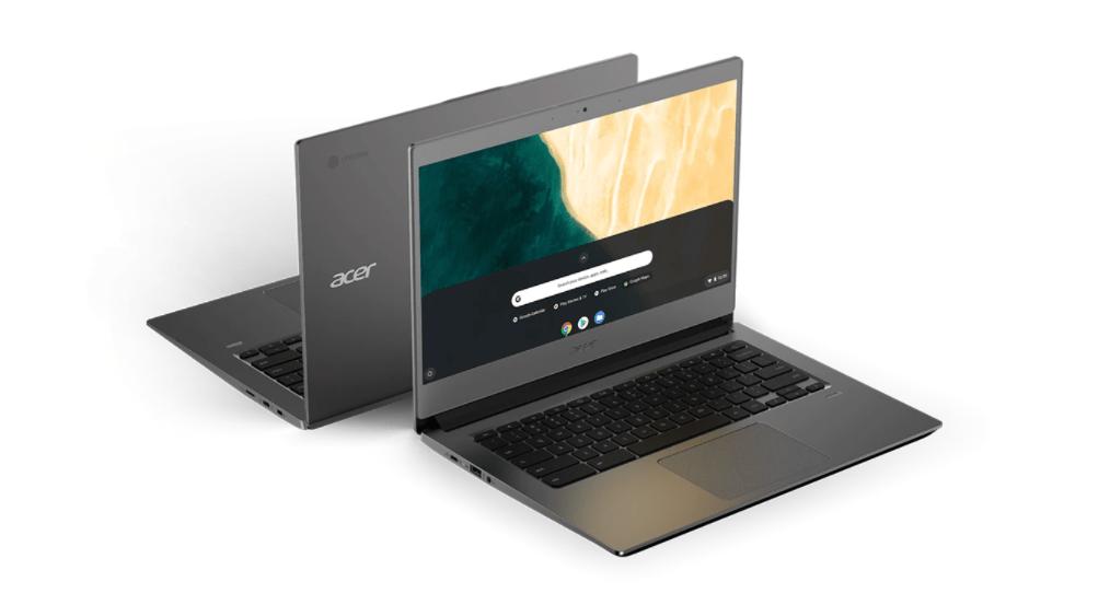 Acer Chromebook Models 17-Inch Variant , Vero Eco-Friendly Notebook Revealed