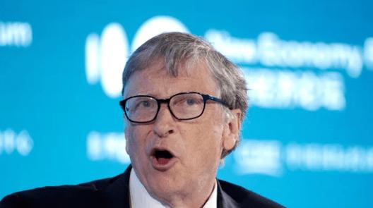 Bill Gates' Carefully Arranged Populist Persona Has Popped