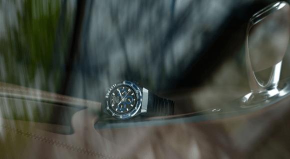 Bugatti Ceramique Edition Smartwatch launched