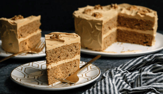 How To Make Soft And Spongy Walnut Cake – 3 Easy and Simple Recipes