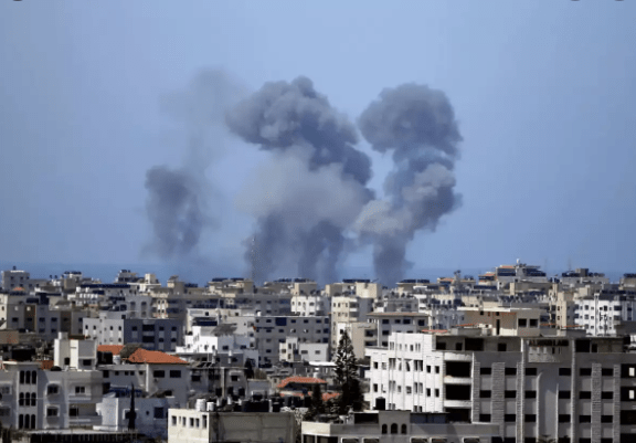 """It Was """"War Crime"""": Gaza Media Building Owner Protestation To World Court"""