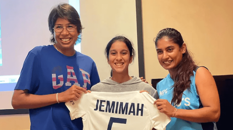 Leave The Jersey In Better Place Says Jemimah