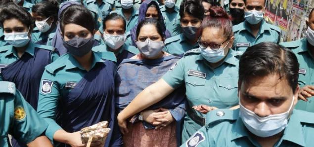 Bangladesh Journalist, Carping Of Response To Pandemic, Rescue On Bail