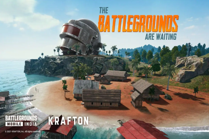 Battlegrounds Mobile India First Look