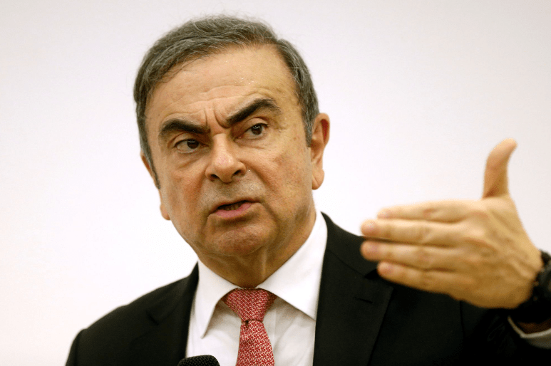 Carlos Ghosn Lawyers Say Part Of French File