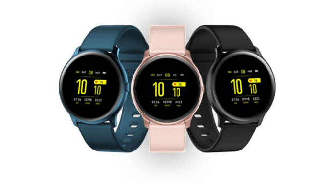 Gionee StylFit GSW8 Smartwatches Launched