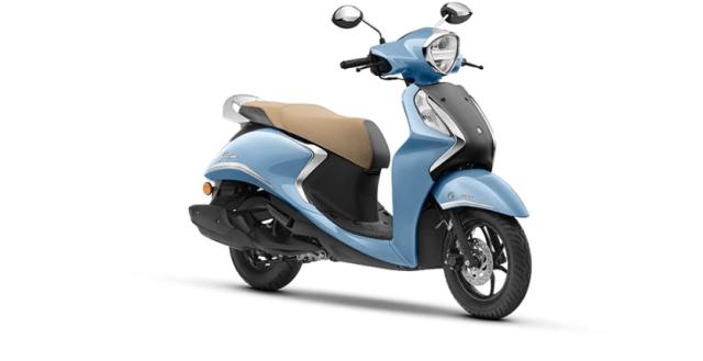 Yamaha Fascino 125 Hybrid