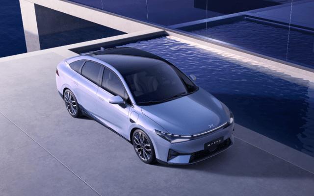 China EV Maker Xpeng Files For Hong Kong