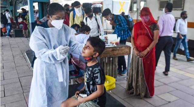 Most Of Mumbai Children Have Covid Antibodies