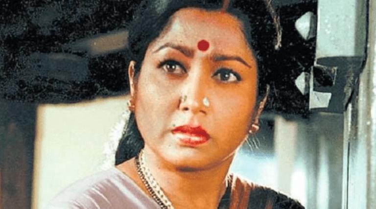 Famous Actress Jayanthi Dies In Bengaluru At 76