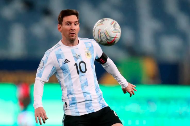 Argentina beats Ecuador at Copa, plays Colombia in Semi-Final