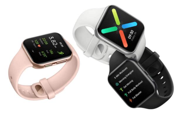 Oppo Watch 2 Launch on July 27