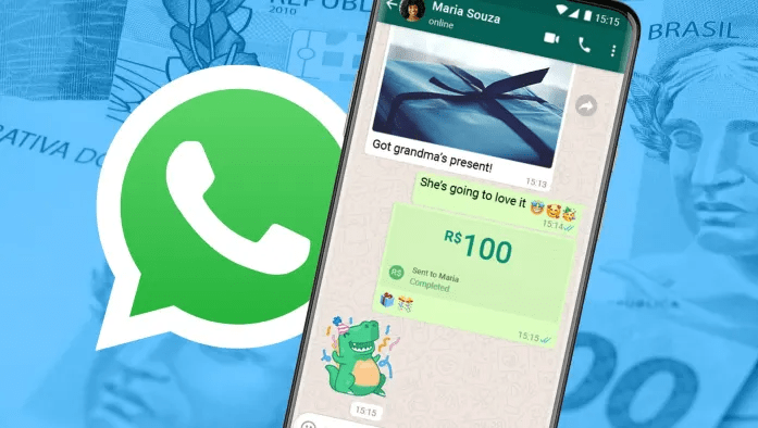 WhatsApp Introduces Payments Backgrounds to Money Transfers