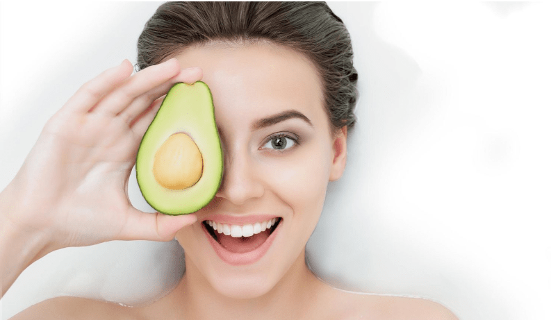 5 Benefits Of Avocado To Deeply Moisturize The Skin