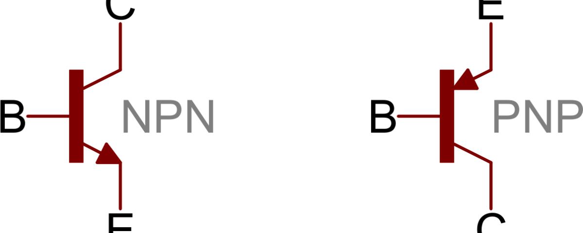 npn-pnp-symbols - Digispark